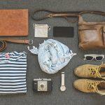 La liste des bagages à emporter en voyage