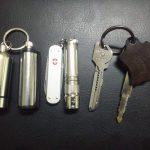 Constituer son EDC – Every Day Carry – Objets, équipements/matériels et philosophie