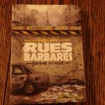 Rues barbares, survivre en ville - Livre de survie urbaine de Vol West et de Piero San Giorgio