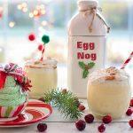 Lait de poule, eggnog de Noel - Les recettes