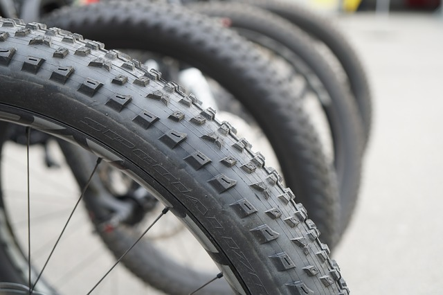 Pneu Wheel Bike Rubberize Mature