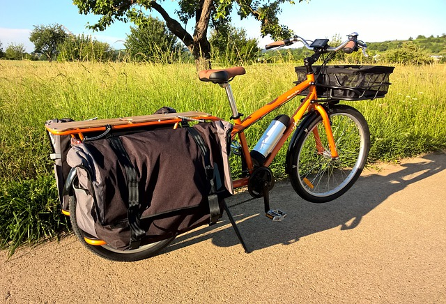 Vélo-rallongé - Longtail bike - alemana1978 Pixabay