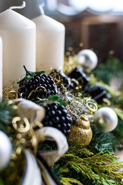 Advent Advent Wreath Christmas - ValeriaLu / Pixabay