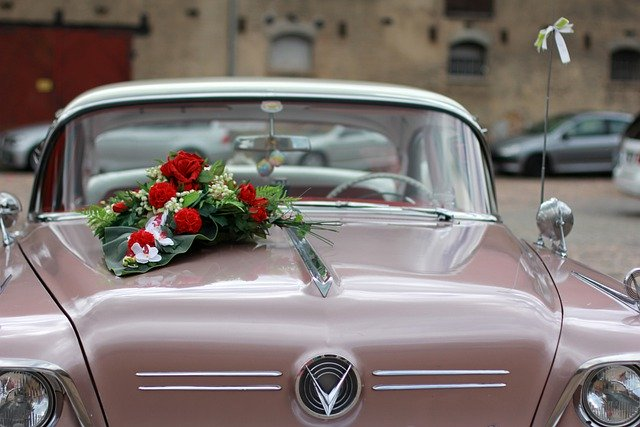 Bridal Jewelry Auto Wedding Marry - Peggy_Marco / Pixabay