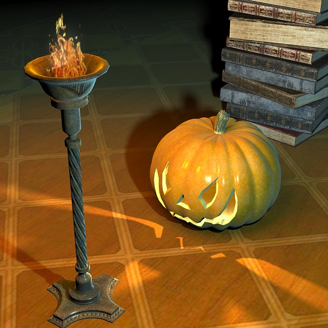 Halloween Pumpkin Jack O Lantern - pattyjansen / Pixabay